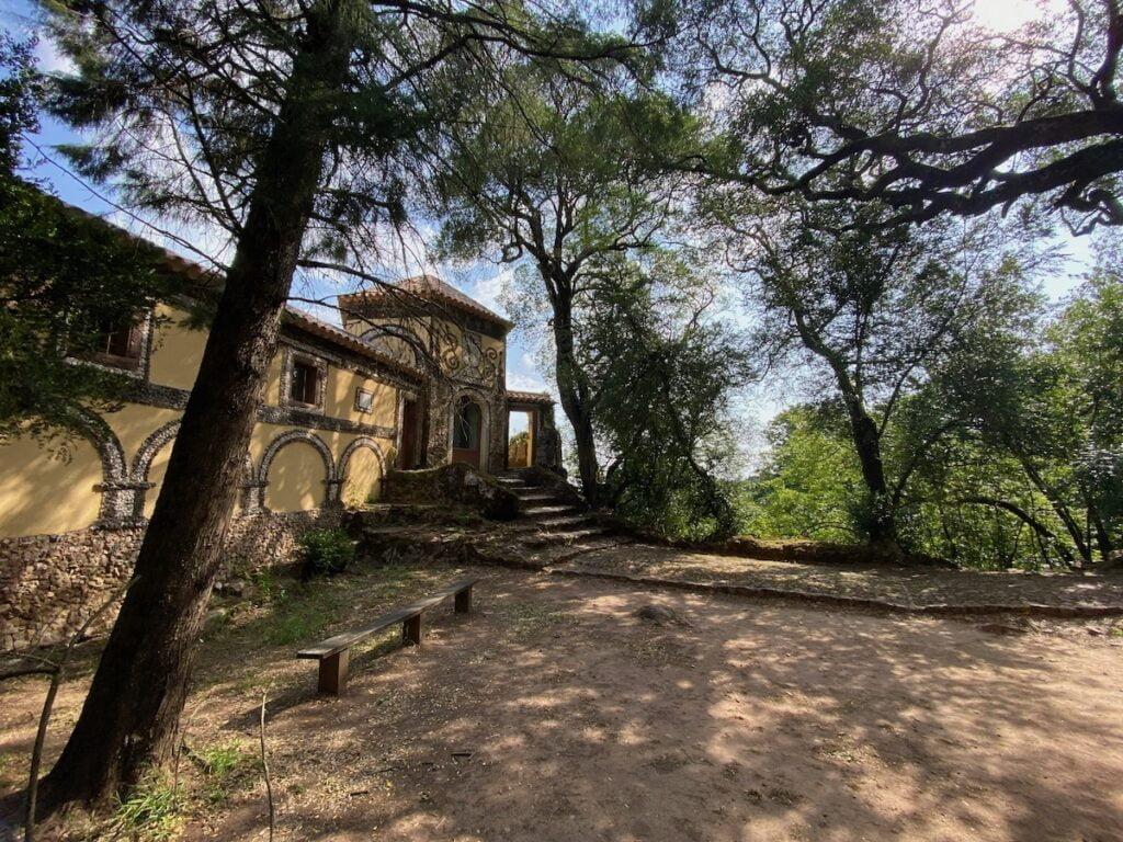 Capela Buçaco