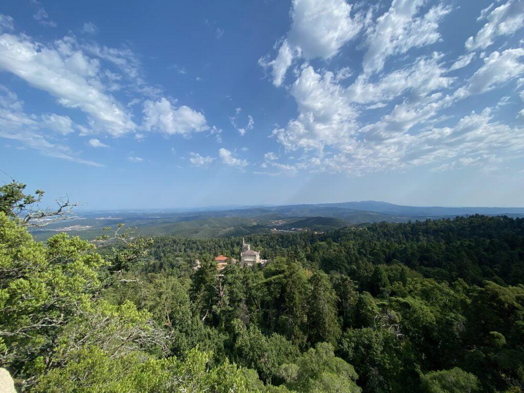 Vista da Cruz Alta