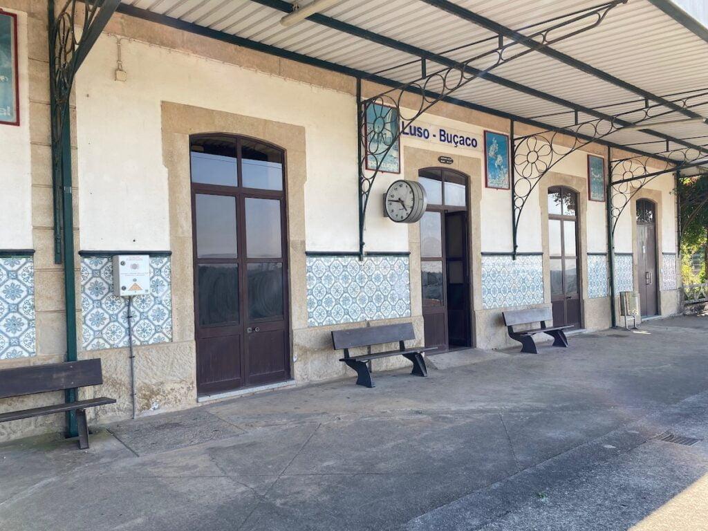 Estação Luso-Buçaco